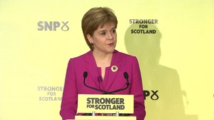 Nicola Sturgeon: David Cameron and the UK 'living on borrowed time'