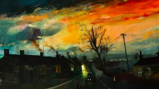 Forgotten paintings of influential Cumbrian artist