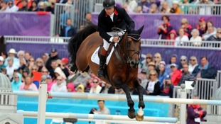 Nick Skelton back in the saddle