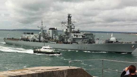 HMS Westminster