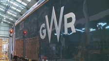 New GWR livery