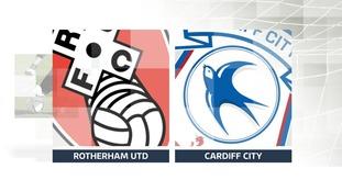 Rotherham Utd v Cardiff City