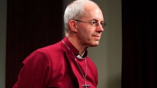 Archbishop of Canterbury offers Syrian refugees sanctuary at Lambeth Palace