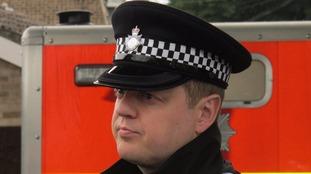 Chief Inspector Steve Pont.