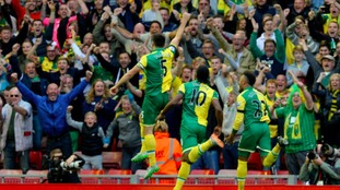 Russell Martin celebrates