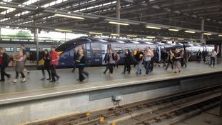 Fury at rail fare hikes