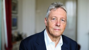 Peter Robinson was admitted to hospital on Saturday after reacting to medication.