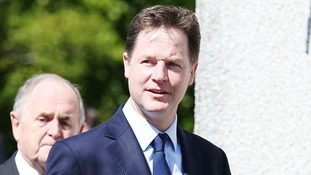 Leaving EU could spark break-up of UK, Nick Clegg warns