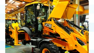 JCB announces 400 jobs to go in UK