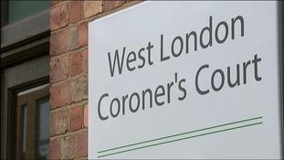 west london coroner's court logo