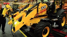 The Staffordshire-based firm stated a global slump in construction for the planned cuts