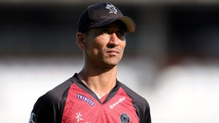 Alfonso Thomas to depart Somerset at the end of the season
