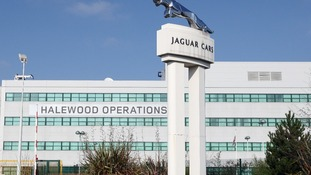Jaguar in Halewood operates  24 hour
