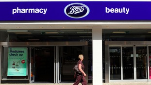 Nottingham-based Boots is one of the friendliest companies to work for