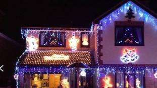 Christmas lights display cancelled