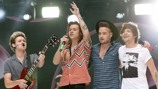One Direction's new album Made in the A.M is out on November 13.