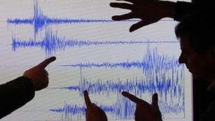 2.8 magnitude earthquake recorded in Rutland
