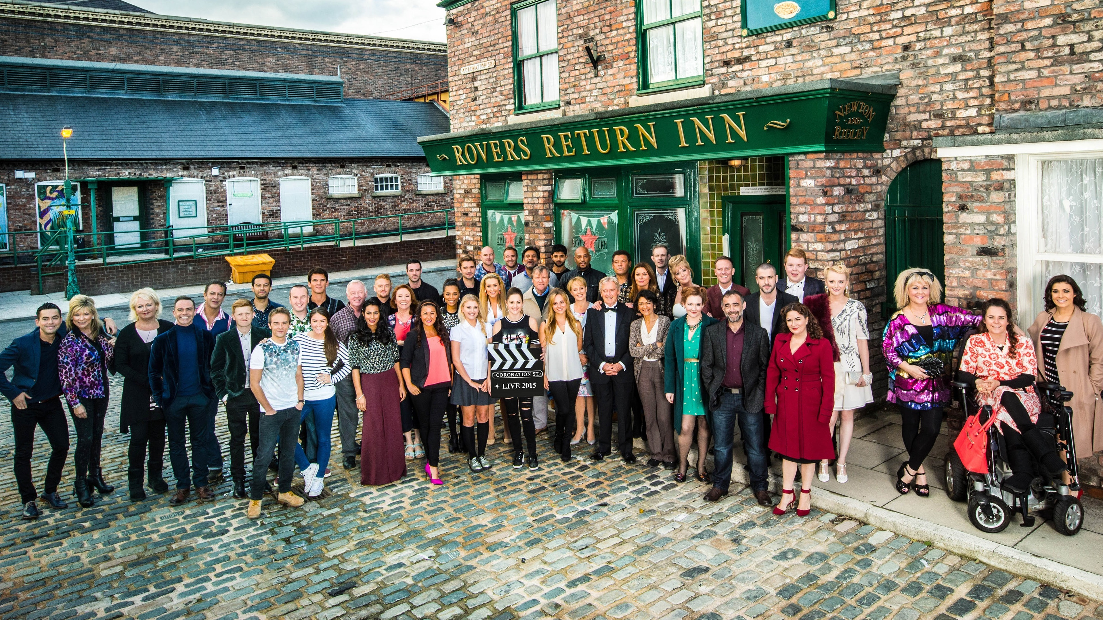 Image result for coronation street