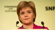 Nicola Sturgeon believes scrapping the Human Rights Act will harm people in the UK.