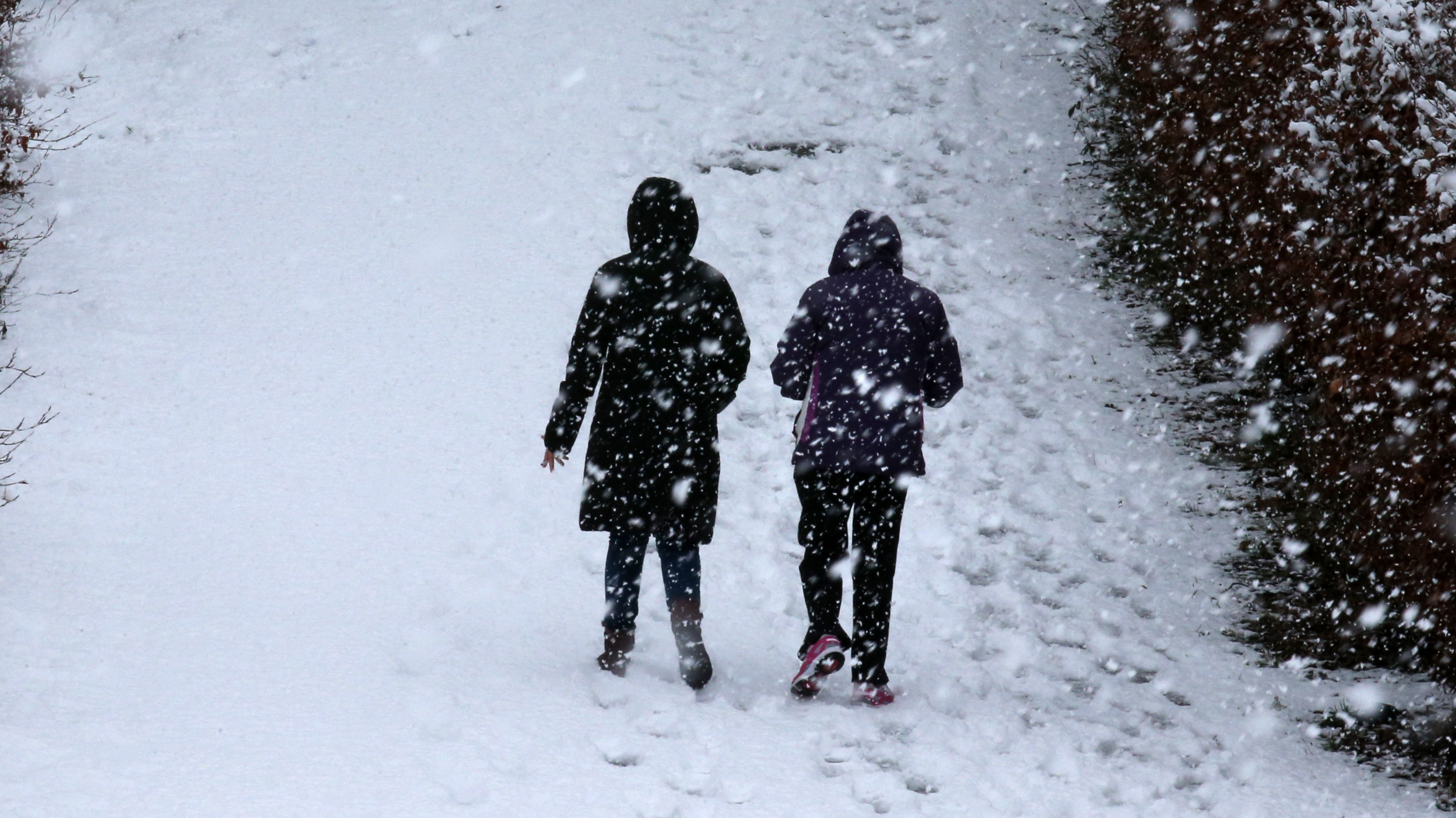 Scottish people have more than 400 different words for snow