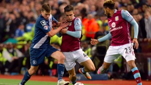 Police make 28 arrests at Villa versus Blues derby