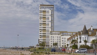 Plans for 21-storey tower on Worthing seafront rejected