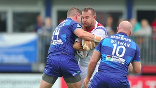 Wakefield lift Anderson and Lyne suspensions