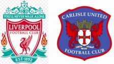Carlisle head to Anfield to take on the Reds.