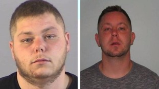 Billy and Geoffrey Midmore are wanted in connection with an acid attack