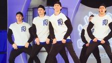Award-winning street dance crew Ruff Diamond