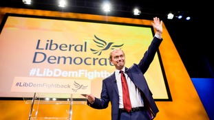 Liberal Democrat leader Tim Farron presents his vision to the country