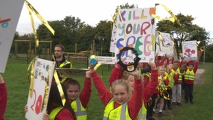 School celebrates Bristol's latest 20mph zone