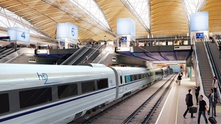 Bidding process for £11.8 billion HS2 contracts launched by George Osborne
