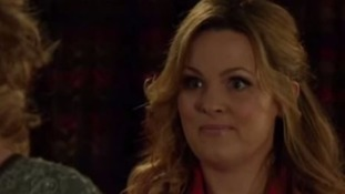 Jo Joyner playing Tanya in EastEnders