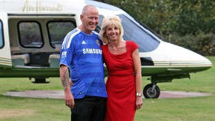 Couple in top five biggest UK jackpot wins