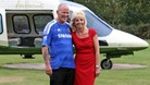 Dave and Angela Dawes from Wisbech who scooped £101m
