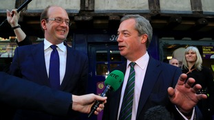 Farage defends central selection of Assembly candidates