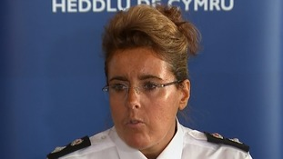 South Wales Police Chief Superintendent Belinda Jones.