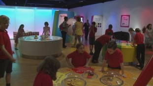 Family-friendly exhibition at Tullie House