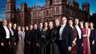 Behind the scenes at the real Downton Abbey