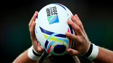 Villa Park is hosting two fixtures this weekend as part of the Rugby World Cup