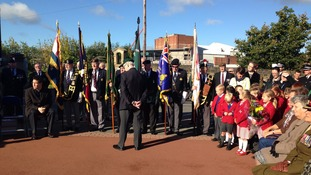 Sunderland's only WW1 VC soldier honoured