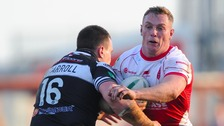 Graeme Horne has signed a contract extension with Hull KR