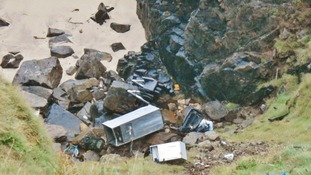 Fly tipping a major problem in Cornwall