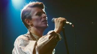 Ken Scott has worked with some of the world's biggest artists, like David Bowie (above)