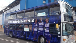 Reading FC bus
