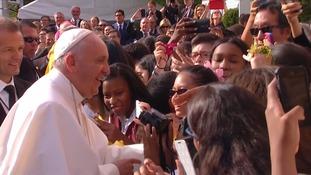 pope francia