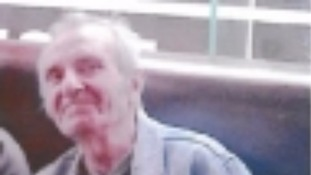 Missing pensioner Barry Shelton