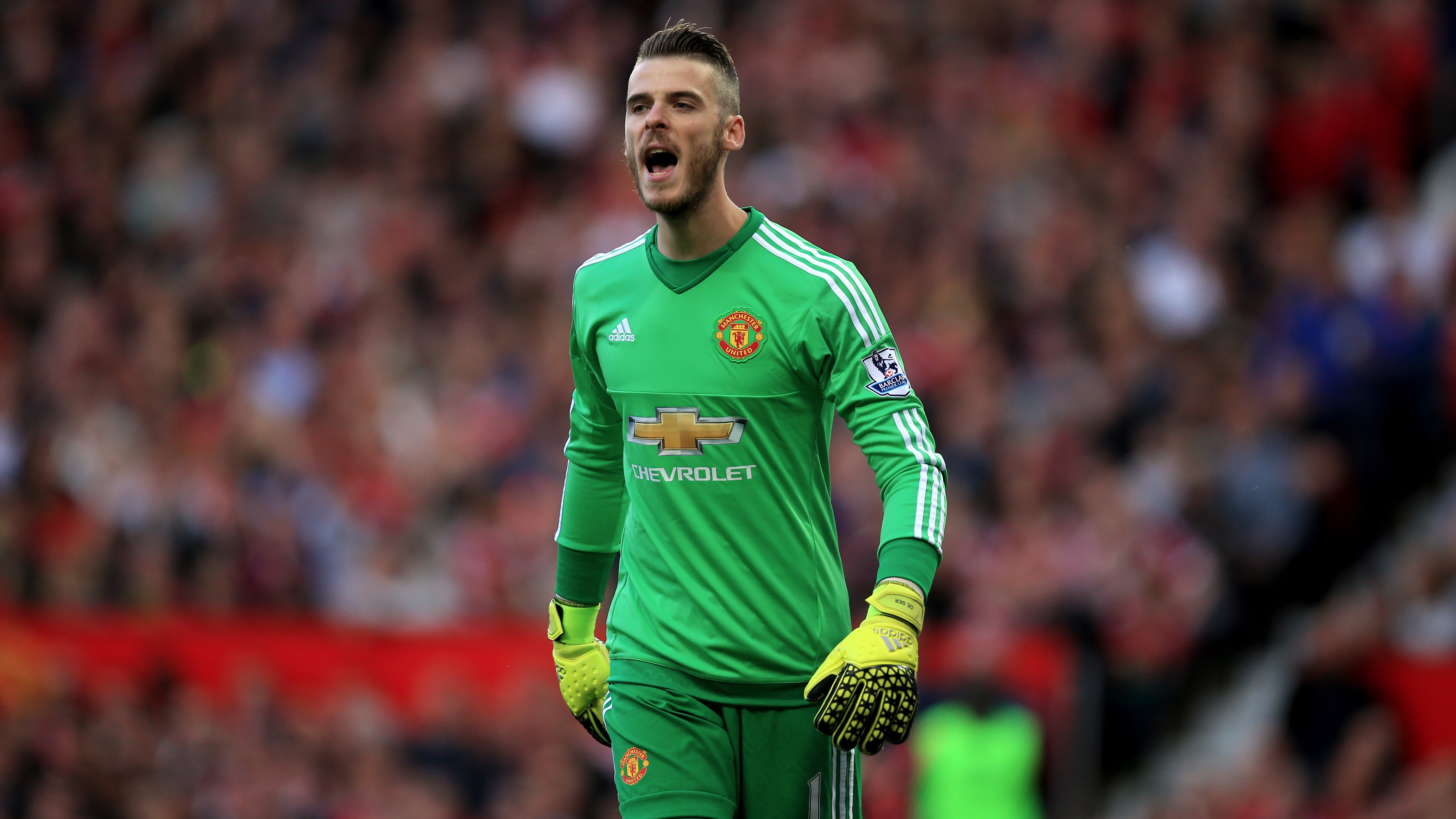David de Gea can win the league for Manchester United