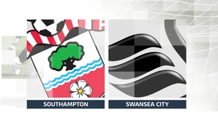 Southampton v Swansea
